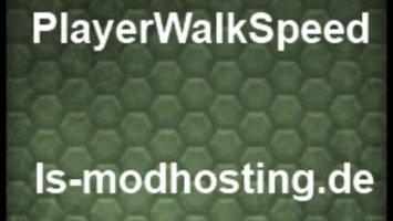 PlayerWalkSpeed