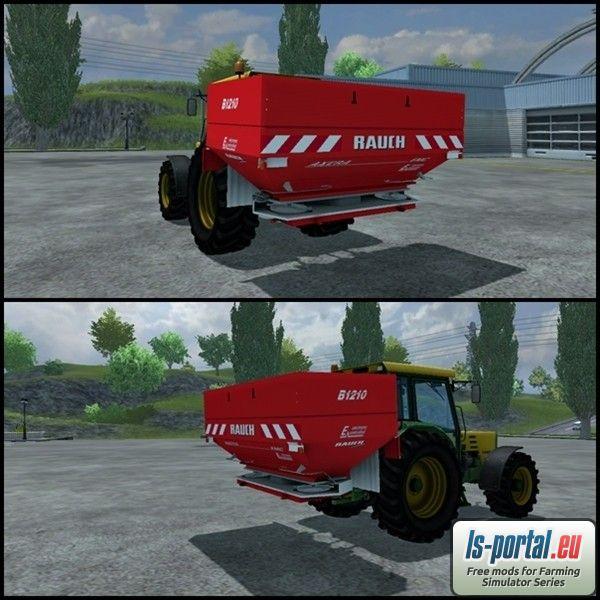 Rauch axera b1210 ls2013 mod mod for farming simulator for Engrais 3 fois 15