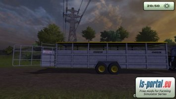 Cattle trailer LS2013