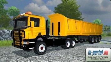 Scania R-380 B