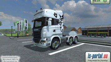 Scania R730 Topline v2.1