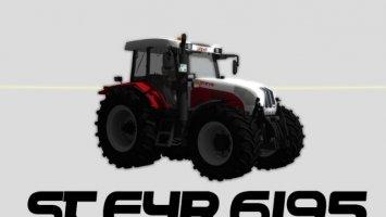 Steyr 6195 ls2013