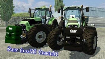 Suer 800 KG ls2013