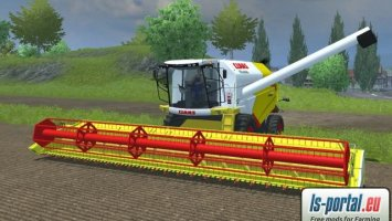 Claas Tucano 440 NEW PACK