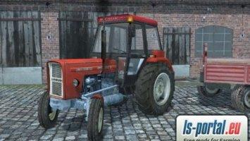 Ursus C360 3p + ploughing spec