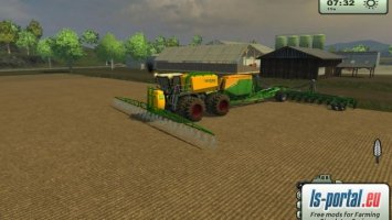 Claas Xerion SaddleTrac CompletePack