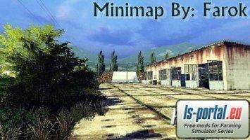 Minimap by Farok