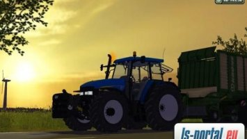 New Holland TM 175 v1.2