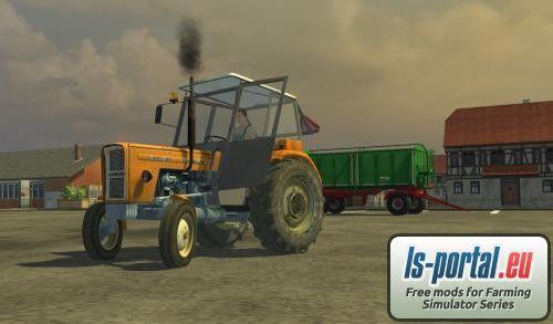 Ursus C360 3p Mod for Landwirtschafts Simulator 2013