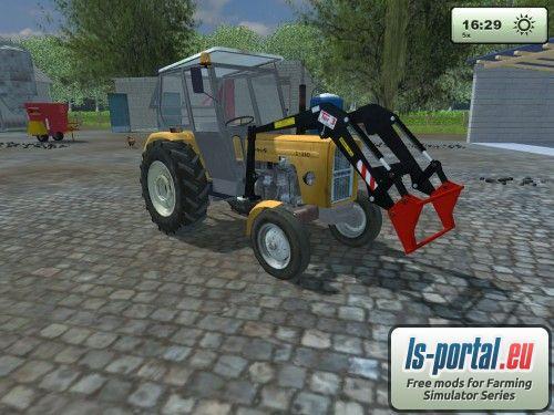 Ursus c360 3p + Tur 3B LS2013