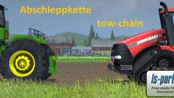 Tow chain v3 Beta
