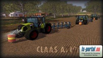 Claas Axion 850 v2