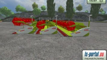 Claas Cutters Pack