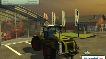 Claas Xerion 5000 TracVC v2.2