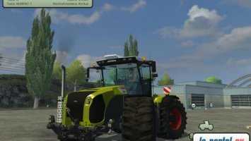 Claas Xerion 5000 TracVC Final Version