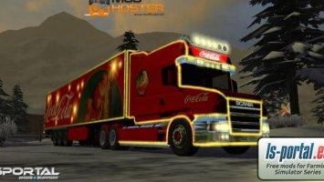 Coca Cola Weihnachts