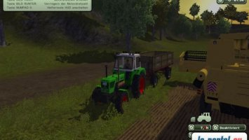 Deutz 8006 Beta ls2013