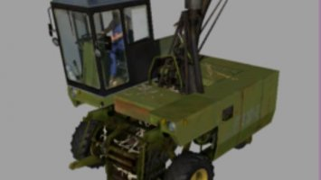 Fortschritt E 281 maize and grass pack ls2013