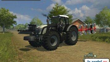 Fendt 936 Vario BB Silver Edition v4