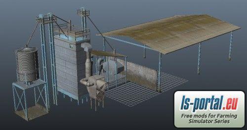 Grain silo LS2013