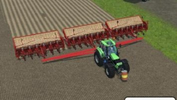 Grimme big seeder