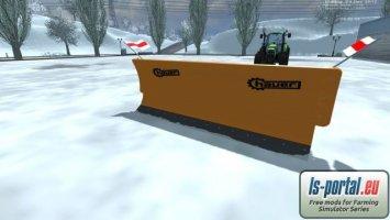 Hauer Snow plow