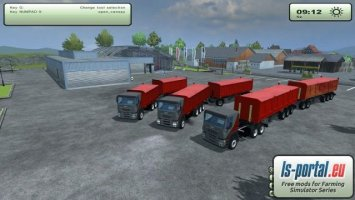 iveco stralis PACK