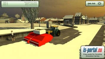 Sweeper Wintermod