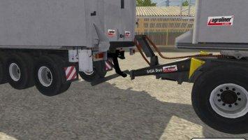 Attacher for SRB 35