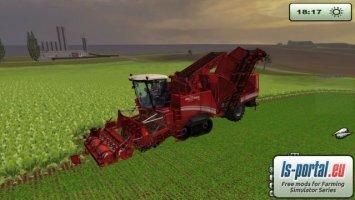 Landwirtschaft 2009 Map LS2013