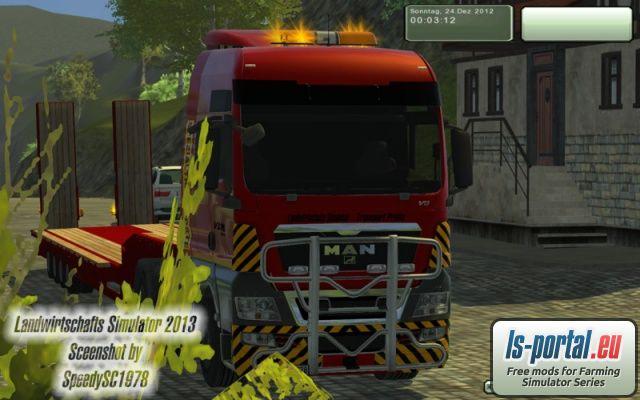 Farming Simulator 2013 Mods Transport Trailer