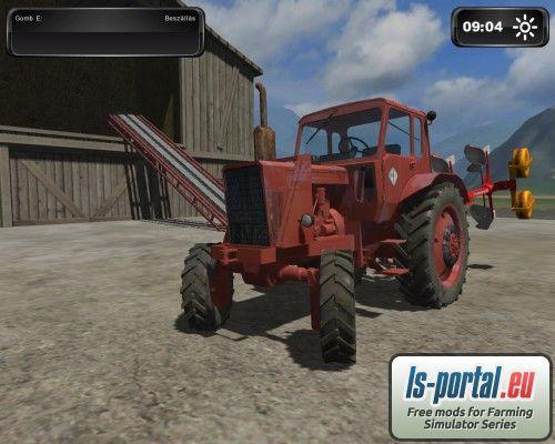 Mtz 820 Ls2013 Mod Mod For Farming Simulator 2013 Ls
