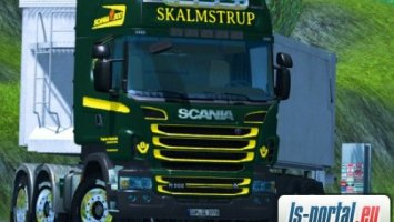 Scania R500 + trailer LS2013