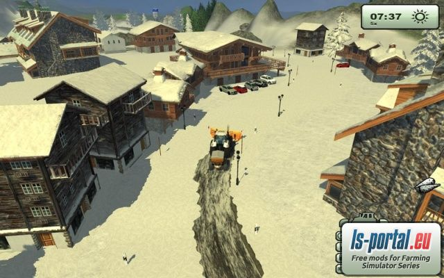 Snow Special Farming13Map LS2013