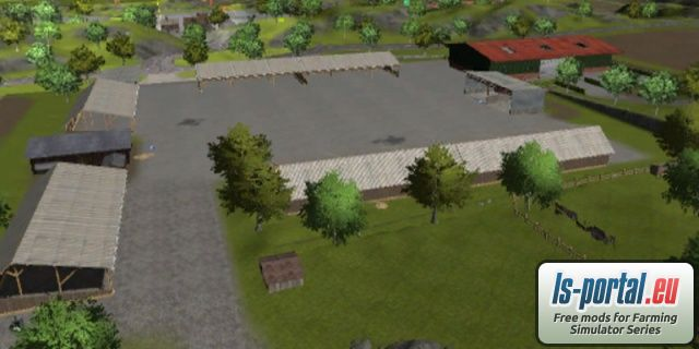 Schoenerland Mod For Farming Simulator Portal