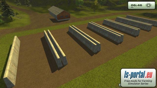 Silage Map - LS2013 Mod | Mod für Landwirtschafts Simulator 2013 ...