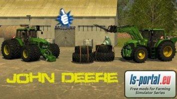 John Deere 7530 Premium ls2013