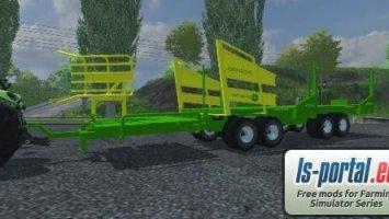 John Deere Autostack 48