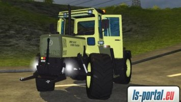 MB Trac 1100 Beta LS2013