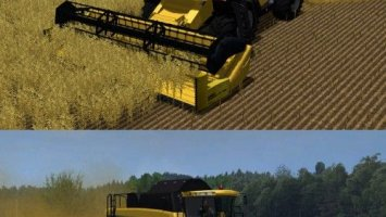 New Holland CX 5080 ls2013