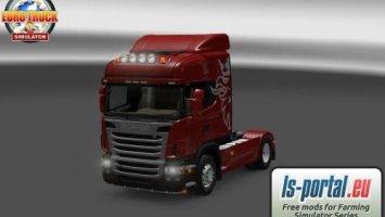 Scania R HighLiner