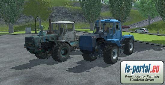 T-150 Pack LS2013