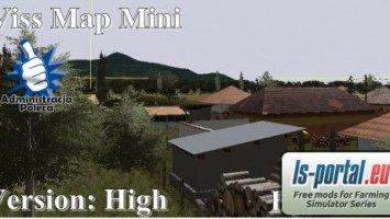 Viss Map Mini High Version