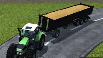 Agroliner 80 SB ST Black