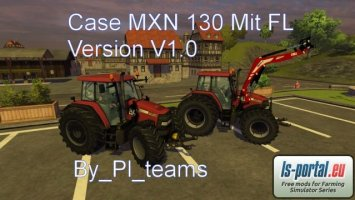 Case MXM 130