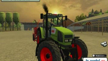 Claas Ares 826