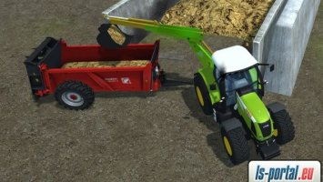 Claas Arion EXC