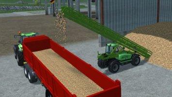 Deutz Agrovector loader