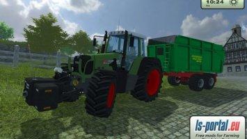 Fendt 718 Vario TMS