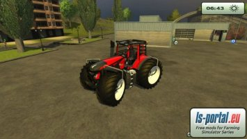 Fendt big Red